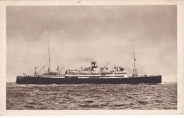POSTAL DEL BARCO ORAZIO Y VIRGILIO (BARCO-SHIP) MEDITERRANEO - CENTRO AMERICA- SUR PACIFICO - Comercio
