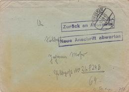 Brief Von Timelkam (br2893) - Deutschland