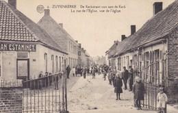 Zuienkerke, Zuyenkerke, De Kerkstraat Van Aan De Kerk (pk42396) - Zuienkerke