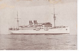 POSTAL DEL BARCO INFANTA BEATRIZ BARCELONA-CADIZ - CANARIAS  (BARCO-SHIP) TRASMEDITERRANEA - Comercio
