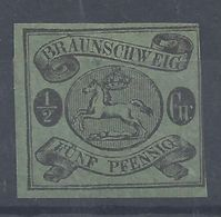 BRUNSWICK - 1853-65 - N° 6 - Neuf Sans Gomme - B/TB - - Brunswick
