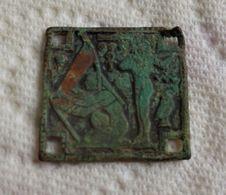 Partie D1 Bracelet / Dieu Thot Narrant Un Script Le Livre Des Morts (Napoléon 1er) - Archäologie