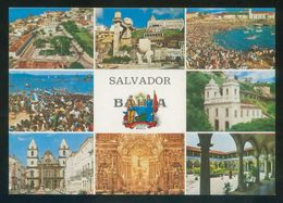 Brasil. BA - Salvador. Nueva. - Salvador De Bahia
