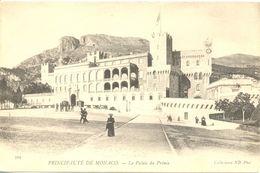 Monaco - Principauté De Monaco - Le Palais Du Prince - Collections ND Nº 502 - Dos Non Divisé - 4462 - Palacio Del Príncipe