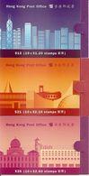 HONGKONG, Booklet 36/38, 1995, Definitives, Queen - Hong Kong (...-1997)