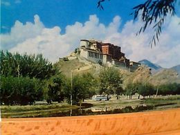 CHINE TIBEB LHASA POTALA PALACE  N1965 GN21010 - Tibet