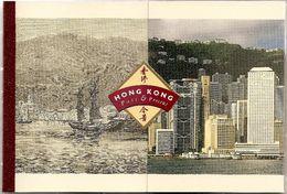HONGKONG, Booklet 46, 1997, Prestige Past & Present - 1997-... Région Administrative Chinoise