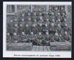 1906  --  ELEVES COLOMBOPHILES DU PREMIER STAGE  1905   3N582  Pigeons Voyageurs - Vieux Papiers
