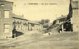 87 DOMPIERRE / RUE DE LA COMPASSION / A 80 - Non Classés