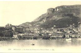 Monaco - Le Palais Du Prince Et La Tête De Chien - LL Nº 416 - 4474 - Palacio Del Príncipe