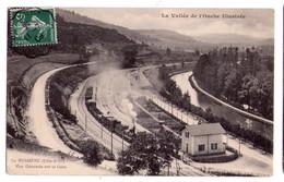 0343 - La Vallée De L'ouche Illustrée - La Bussière Sur Ouche ( C.d'O. ) - Vue Générale De La Gare - - Francia