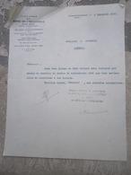Compagnie Des Mines De L' Escarpelle - Flers En Escrebieux ( Nord - 59 ) Courrier En Date Du 5 Décembre 1935 - Charbon - France