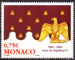 MONACO - Bicentenaire Du Sacre De Napoléon 1erB - Ungebraucht