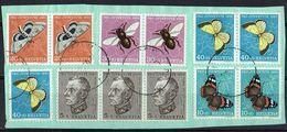 Schweiz 1950 // Michel 550/554 O  (16.012) - Schweiz