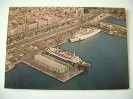 CAGLIARI     NAVE  SHIP   SARDEGNA  VIAGGIATA  COME DA FOTO - Cagliari