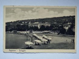 PORTOROSE SLOVENIA SLOVENIJA Portoroz Istria Vecchia Cartolina Viaggiata AK - Slovenia