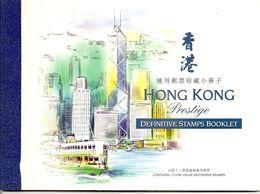 HONGKONG, Booklet 50, 1999, Prestige Scenic Landmarks - 1997-... Région Administrative Chinoise