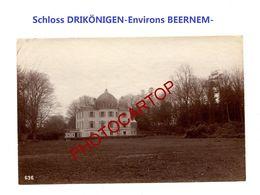 Schloss DREIKÖNIGE-Env. BEERNEM-PHOTO Mate Allemande-Cliche 636-Inf. Regt.182-GUERRE 14-18-1 WK-Militaria-Belgien- - Beernem