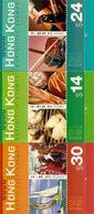 HONGKONG, Booklet 62/64, 2002, New Definitives - 1997-... Région Administrative Chinoise