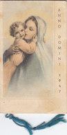 CALENDARIO RELIGIOSO - 1947 /  ECO SUM VIA VERITAS ET VITA _ ANNO DOMINI 1947 - Calendari