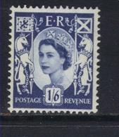 Scotland GB 1967 1/-6d Grey Blue MM SG S 6 ( D17 ) - Regional Issues