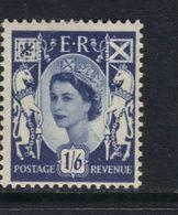 Scotland GB 1967 1/-6d Grey Blue MM SG S 6 ( E368 ) - Regional Issues