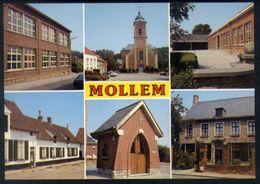 Z01 - Mollem - Groeten Uit Met Verschillende Zichten - Ongebruikt - Asse