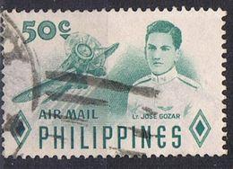 1955 - FILIPPINE / PHILIPPINES - AVIATORI / AVIATORS - USATO / USED. - Philippines