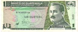 Guatemala P.99 1 Queztal 1998 Unc - Guatemala