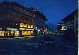 Madonna Di Campiglio - Trento - Notturno - 1035 - Formato Grande Viaggiata - E 4 - Trento