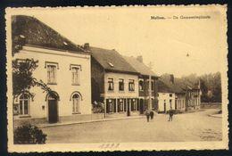 Z01 - Mollem - De Gemeenteplaats - Ongebruikt - Asse
