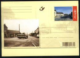 Z03 - Belgium - 2004 - Postal Stationery - Railway Station Asse - Unused - Eisenbahnen