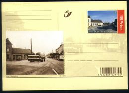 Z03 - Belgium - 2004 - Postal Stationery - Railway Station Asse - Unused - Trains
