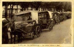 63 LA BOURBOULE / LES PETITES VOITURES A ANES / A 80 - La Bourboule