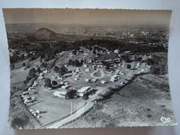 CEYRAT  Terrain De Camping Et Panorama Sur Clermont-Ferrand - Otros Municipios