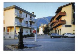Cartolina Postale Avellino Provincia - S. Michele Di Serino 3 - Piazza Umberto I - Avellino