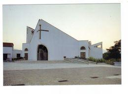 Cartolina Postale Avellino Provincia - S. Michele Di Serino 5 - Chiesa Di S. Michele Arcangelo - Avellino