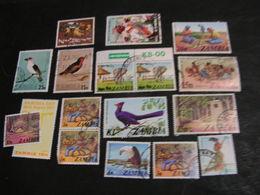 Zambia Lot Birds - Zambia (1965-...)