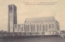 Damme,  O.L.V Kerk (pk42412) - Damme