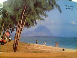 MAURITIUS  ISLE  FLIC ENFLAC PLAYA   V1990  GN21040 - Mauritius