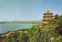 LONGEVITY HILL, SUMMER PALACE, CHINA - Chine