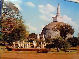 SRI LANKA - Anuradhapura - Ruvanveliseya Dagoba V1987  GN21044 - Sri Lanka (Ceylon)