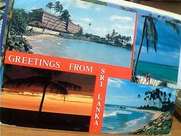 SRI LANKA - BEACH SCENES  DOWN SOUTH  V1991  GN21045 - Sri Lanka (Ceylon)