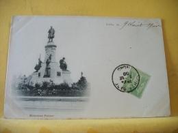 B16 6587 CPA 1900 - 59 LILLE. MONUMENT PASTEUR - EDIT. ? (+DE 20000 CARTES MOINS 1 EURO) - Lille