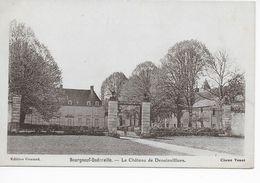 CPA   --  Bourgneuf-Dadonville  ( 45 )  --  Chateau De Denainvilliers   --   Ecrite   --  1943   --    B.E. . - Altri Comuni