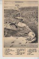 The Suez Canal Vue Voi D'oiseau - Egypt