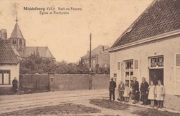 MIddelburg, Vlaanderen, Kerk En Pastorij (pk42437) - Maldegem