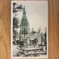 Lampaul Ploudalmezeau.l'église.édition Creach - Ploudalmézeau
