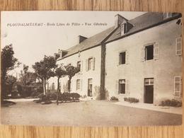 Ploudalmezeau.école Libre De Filles - Ploudalmézeau