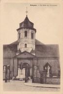 Adegem, Adeghem, De Kerk En Voorplein (pk42445) - Maldegem